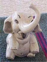 Ceramic Arts Elephant
