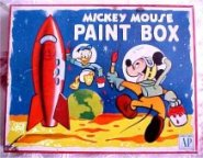 Mickey Mouse Paint Box